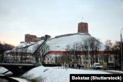 Гара Гедыміна ў Вільні, фота ©Shutterstock