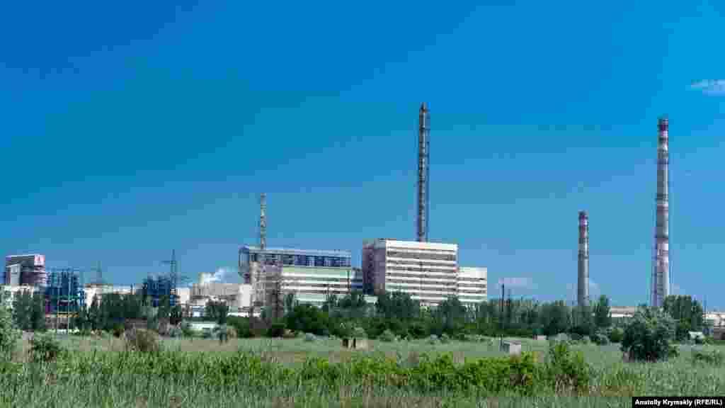 Акционерное общество «Крымсода» – главное бюджетообразующее предприятие Красноперекопска