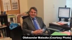Олександр Мацука, український дипломат в ООН