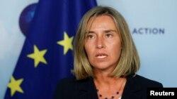 Federica Mogherini