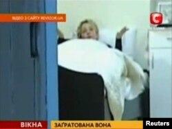 იულია ტიმოშენკო ციხის საავადმყოფოში