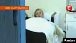 Тимошенко в медсанчасти СИЗО в Киеве