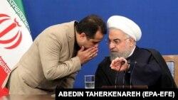 حسن روحانی به آمار بانک مرکزی استناد میکند چون تولید ناخالص داخلی ایران را بالاتر از مرکز آمار محاسبه کرده است