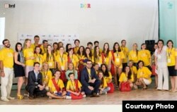 Participanți din Diaspora americană la programul DOR la Chișinău