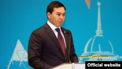 Нурсултан Назарбаевдин небереси - Нурали Алиев