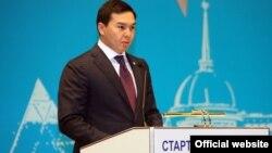 Қазақстан президенті Нұрсұлтан Назарбаевтың жиені, Панамадағы оффшор жанжалында аты аталған Нұрәлі Әлиев.