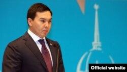 Қазақстан президенті Нұрсұлтан Назарбаевтың жиені Нұрәлі Әлиев.