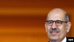 محمد البرادعی؛ مدیرکل آژانس بینالمللی انرژی اتمی