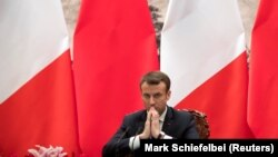 Emmanuel Macron, predsjednik Francuske