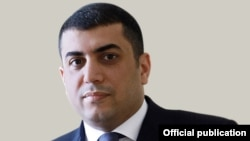 Пресс-секретарь президента Армении Армен Арзуманян
