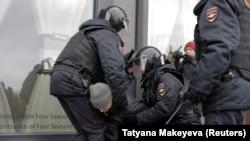 Задержания 5 ноября в Москве.