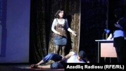 Bakı Uşaq Teatrı, arxiv foto