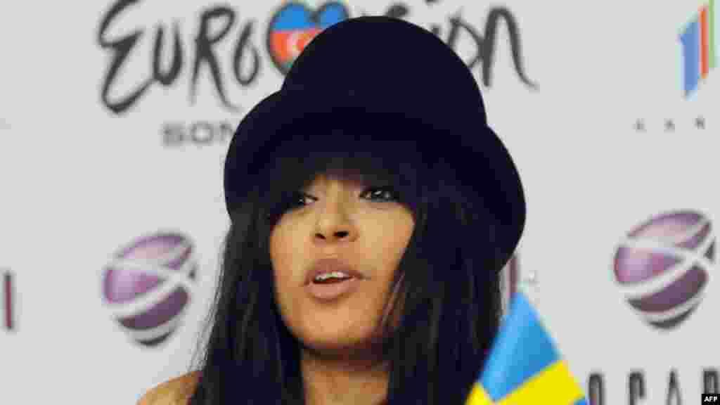 Pobjednica Eurosonga Loreen din Suedia