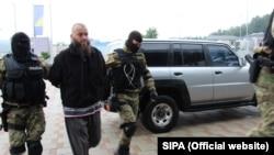"""Akcija hapšenja """"Damask"""""""