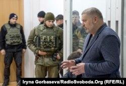 Адвокат задержанного Виталий Погосян