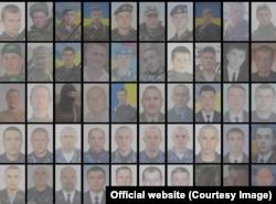 Портреты погибших – на сайте Книги памяти