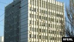 Moldova - National Bank of Moldova, Chisinau, Oct2008