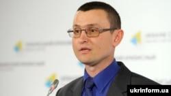 Представитель Генштаба Украины Владислав Селезнев