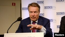 Президент Парламентської асамблеї ОБСЄ Ілкка Канерва