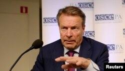 Ілкка Канерва, керівник місії короткострокових спостерігачів ОБСЄ