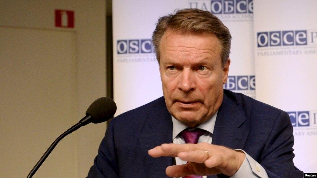 Працівники ОБСЄ спробують потрапити доКриму— Канерва