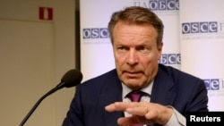 Ілкка Канерва, президент Парламентської асамблеї Організації з безпеки і співробітництва в Європі