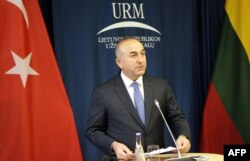 Mevlut Çavuşoğlu (Arxiv)