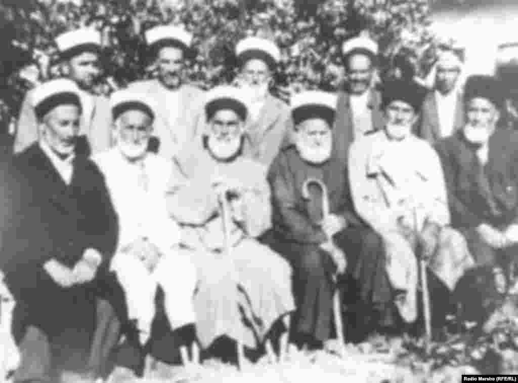 ДегIастанара Урдуне кхаьчначу нохчийн мухIажирийн хьалхара чкъор, Сувейле, 1958