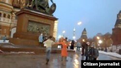 """""""Лезгинка"""" в Москве"""