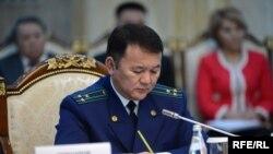 Өткүрбек Жамшитов.