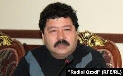 Шокирҷон Ҳакимов, ҳуқуқшиноси тоҷик.