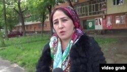 Яке аз ҳамсуҳбатони Радиои Озодӣ дар Душанбе