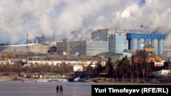Богословский алюминиевый завод в Краснотурьинске, который собираются закрыть