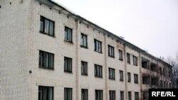 """Общежитие """"Юность"""" в городе Таразе. Декабрь 2008 года."""