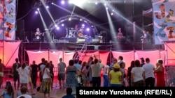 Koktebel Jazz Festival у Чорноморську. Серпень 2016 року