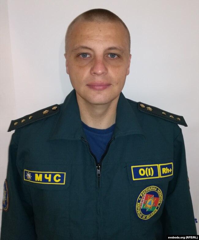 Артем Греков (фото с семейного альбома)