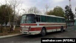 'Jemgyýetçilik transporty kadaly işlemeýär'