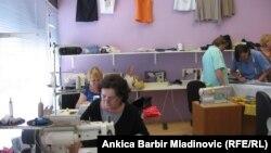 """Bivše radnice """"Kamensko"""" započele vlastiti biznis, arhivska fotografija"""