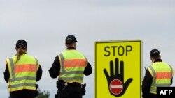 Поліція Німеччини (архівне фото)