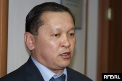 Вице-министр труда и соцзащиты населения Казахстана Биржан Нурымбетов.