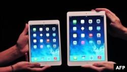 Планшетные компьютеры iPad Air и iPad Mini