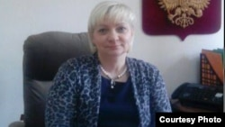 Председатель поселкового совета депутатов Екатерина Задорожная