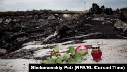 Scenes Of Tragedy At The MH17 Crash Site