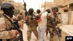 الشرطة العراقية تعتقل مشتبها بالانتماء الى القاعدة