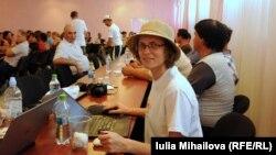 Valentina Basiul la Brătușeni