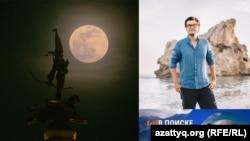 Каиржан Альбазаров в подкасте Азаттыка «В поиске свободы».