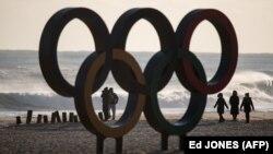 Пляж у місті Каннин неподалік олімпійського Пхйончхана – в ньому відбудуться змагання з льодових видів спорту зимових Олімпійських ігор, фото 5 лютого 2018 року