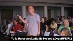 Публічні слухання щодо перейменування і декомунізації міста та вулиць, Дніпропетровськ, 13 серпня 2015 року