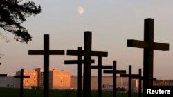 День пам'яті жертв політичних репресій в Білорусі очима кореспондента Reuters