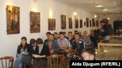 Sa radionice u Sarajevu